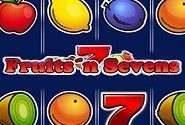 Fruitsand Sevens - бесплатный игровой автомат