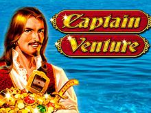 Капитан Вентура: слот для онлайн игры